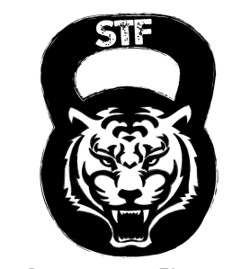 Sleeping Tiger Fitness logo
